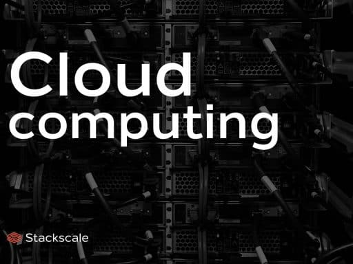 Cloud computing glossary