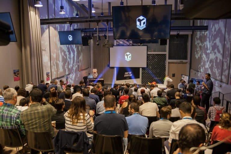 Auditorium Tarugoconf 2018