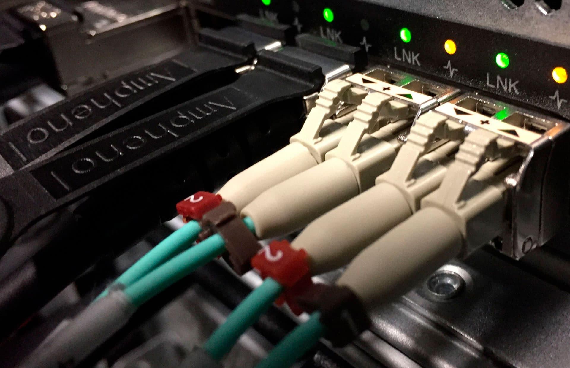 Cables de fibra