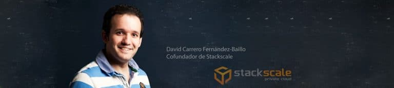 David Carrero habla de infraestructura cloud