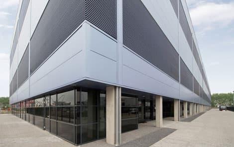 Centro de datos Equinix AM5 Países Bajos