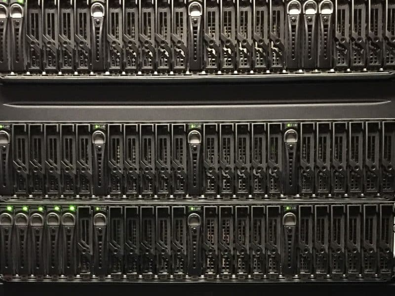 Stackscale's servers for IaaS