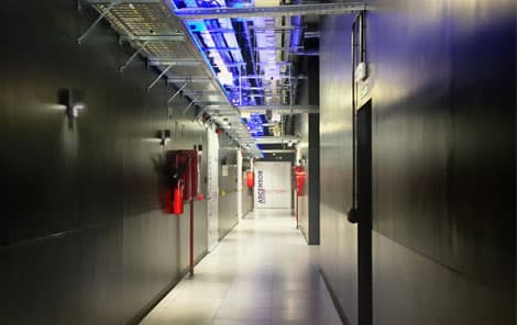 data center Interxion MAD2