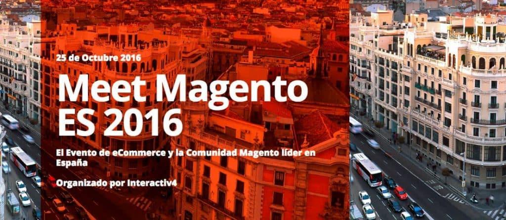 Stackscale participa en el evento Meet Magento España 2016