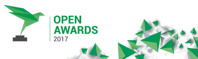Stackscale finalista de los Open Awards 2017