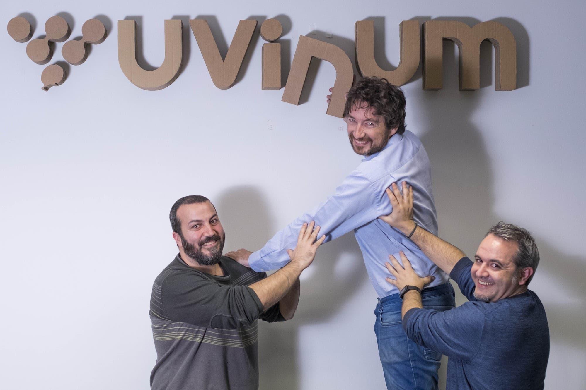 Entrevista a Albert García, uno de los socios de Uvinum