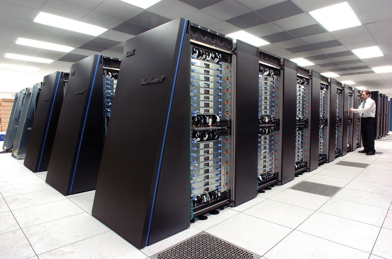 Superordenadores IBM Blue