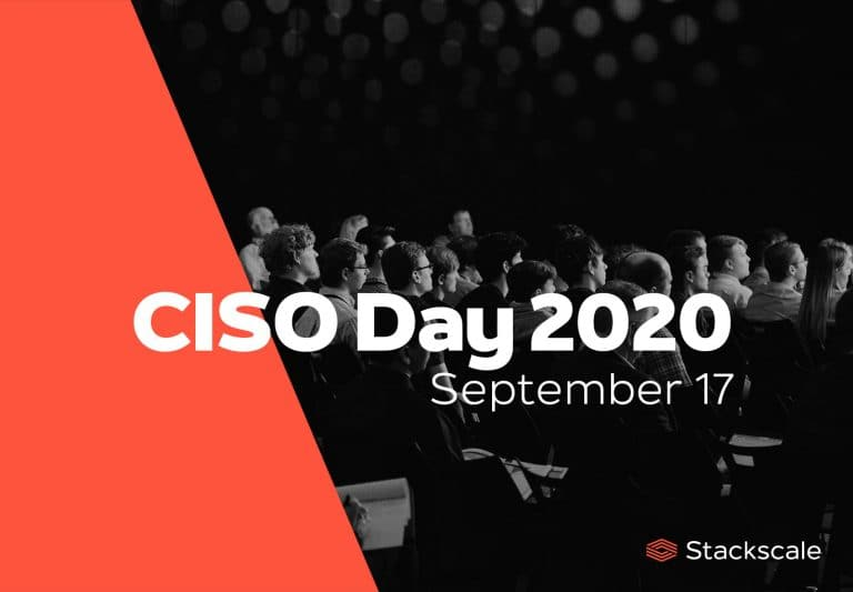 Stackscale at CISO Day 2020 cyber security event