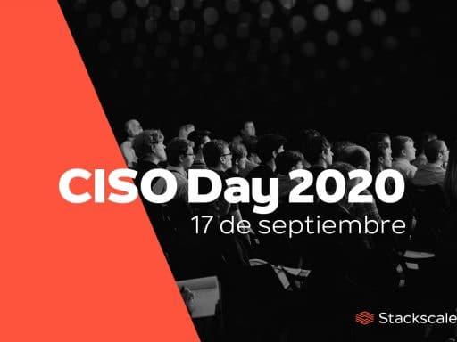 Stackscale patrocina el evento de ciberseguridad CISO Day 2020