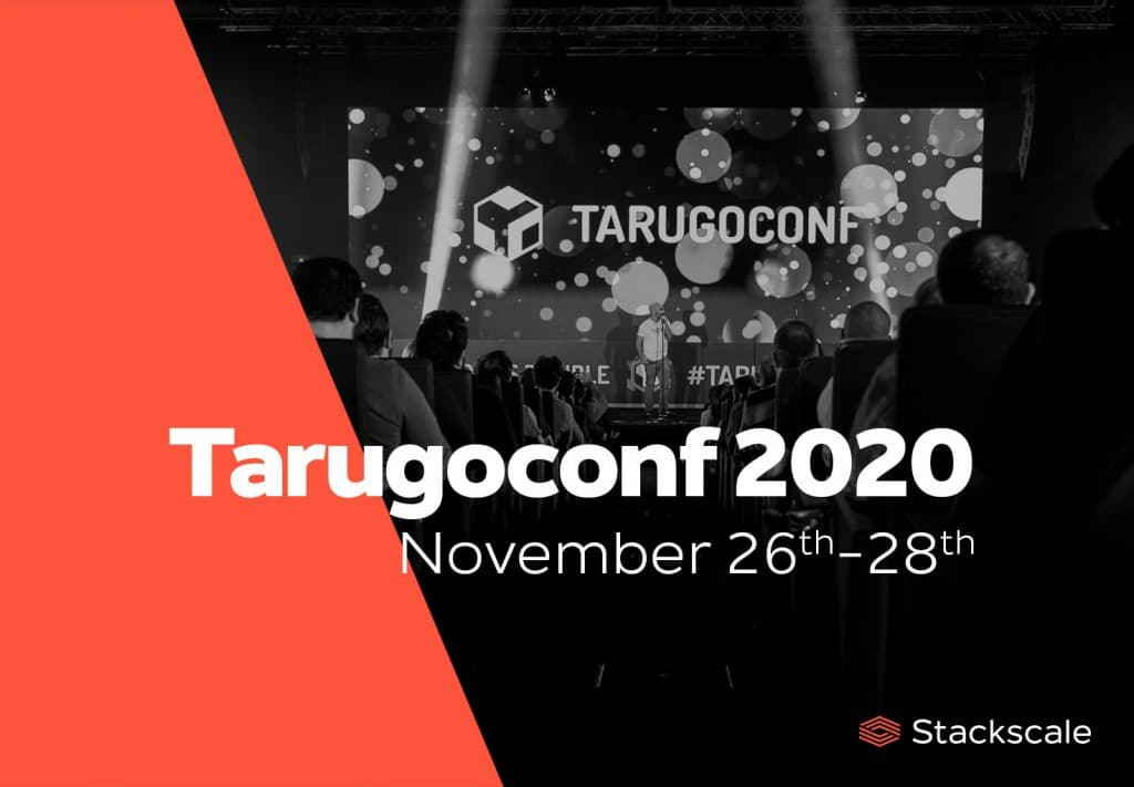 Tarugoconf 2020, tech and entrepreneurial event