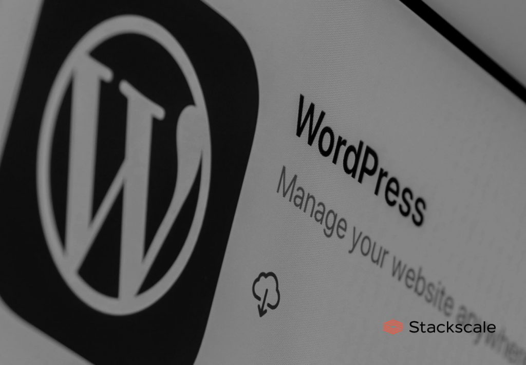 Set up WordPress in a high availability infrastructure