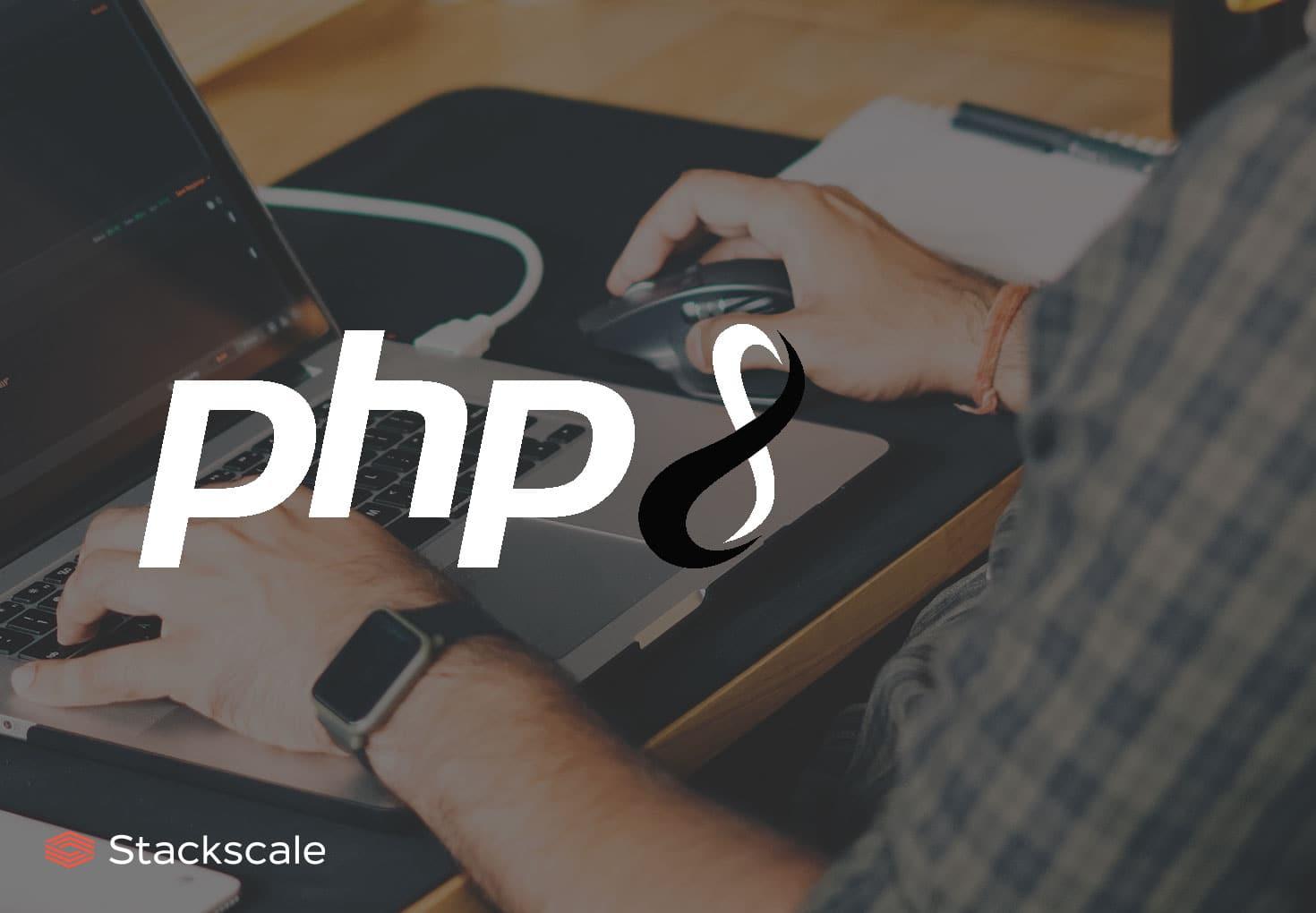 Release PHP 8 (gran actualización de PHP)