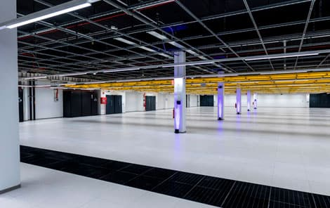 Interxion MAD3 - Stackscale data centers in Madrid
