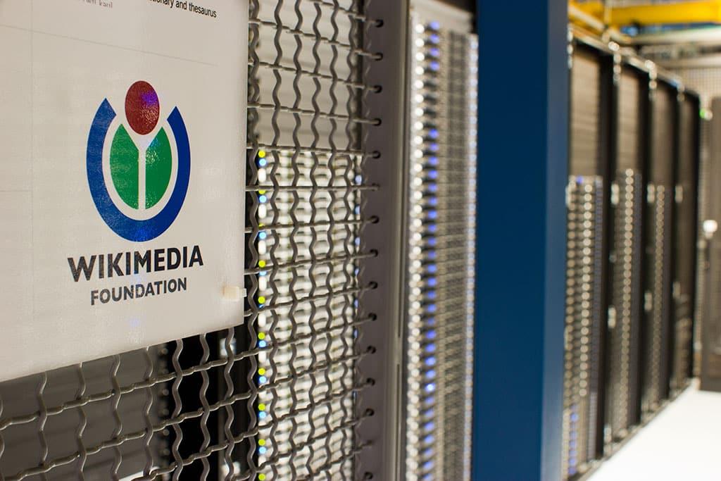 Wikimedia infrastructure
