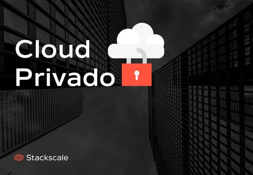 Qué es una nube privada