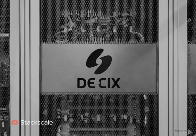 DE CIX Internet Exchange