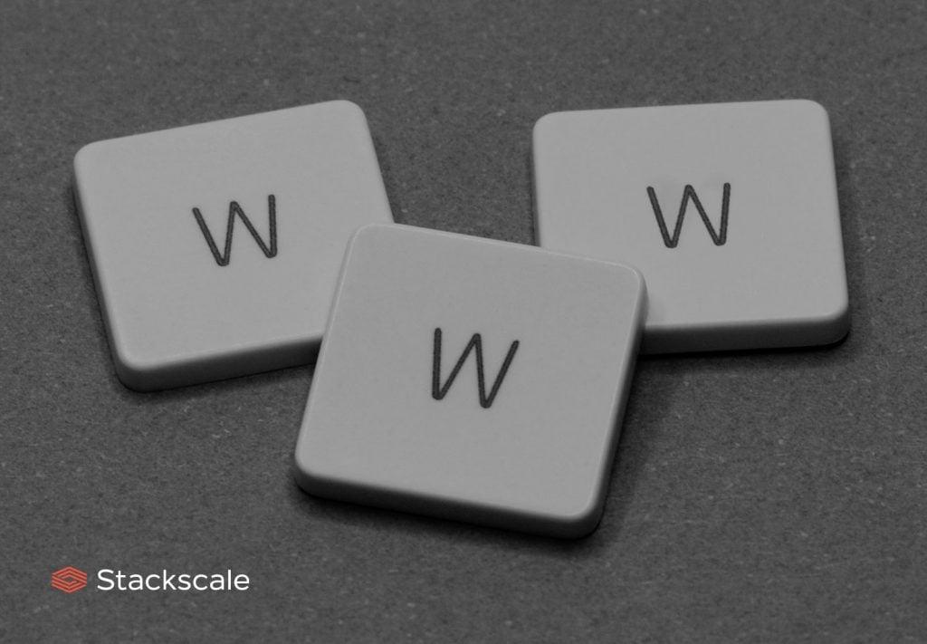 World Wide Web anniversary
