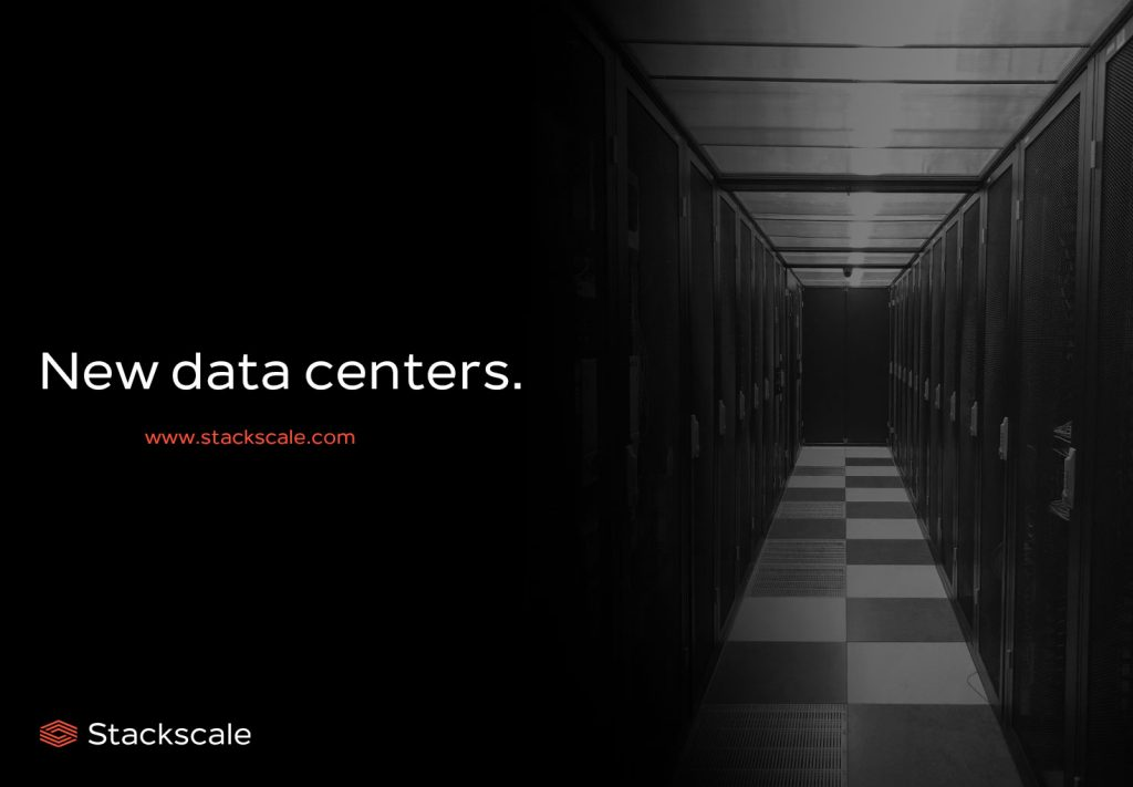 Stackscale's new data centers and cloud services