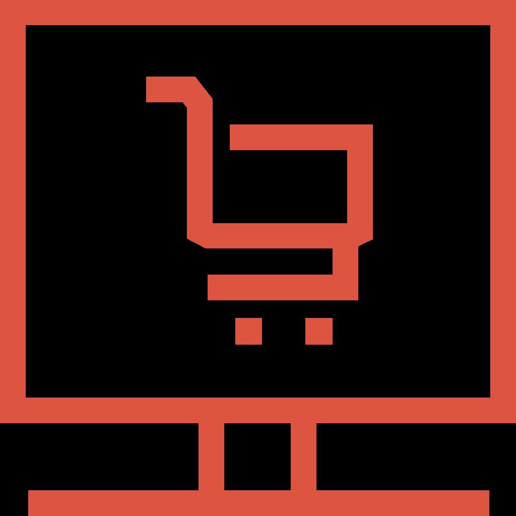 Stackscale's eCommerce icon
