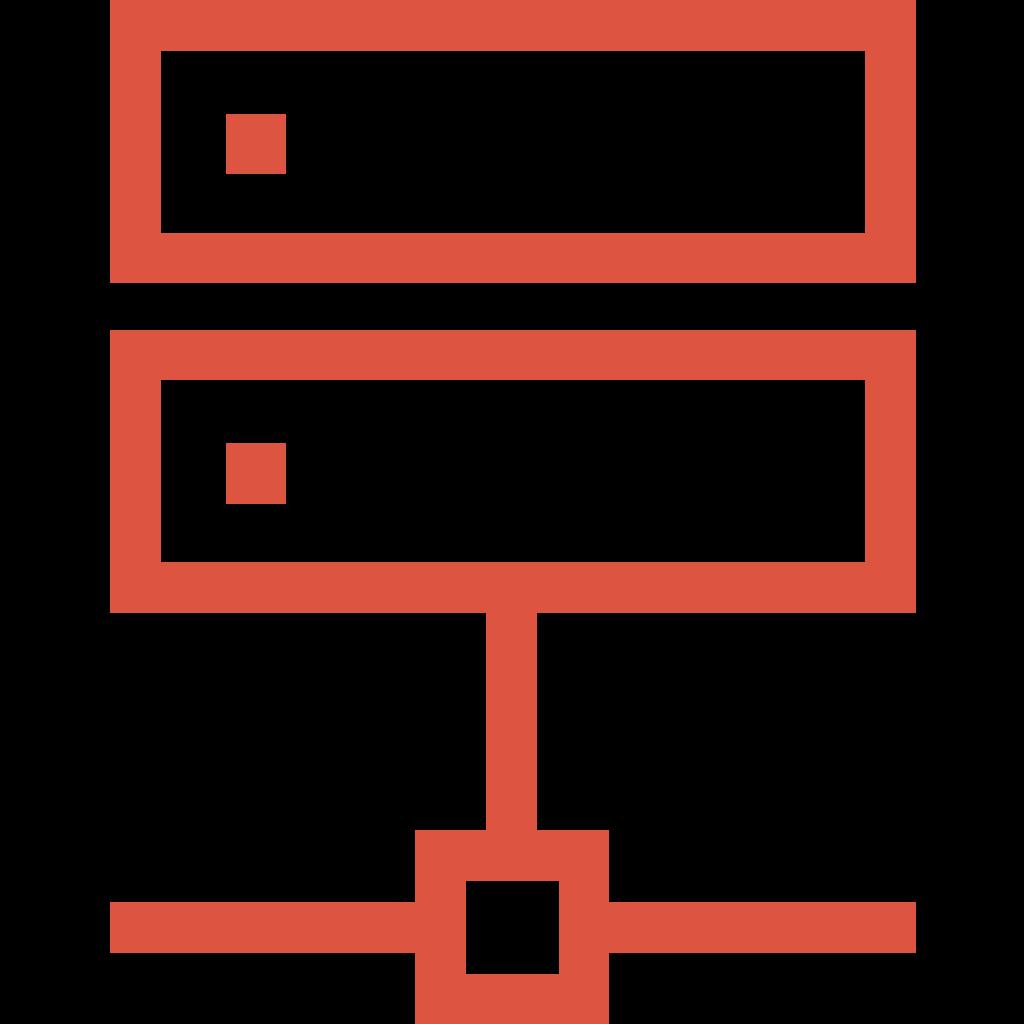 Stackscale's Network storage icon