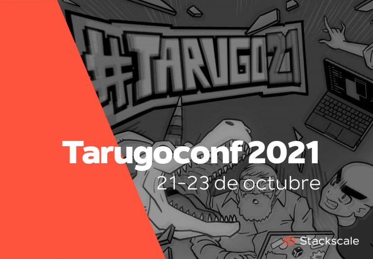 Tarugoconf 2021 del 21 al 21 de octubre